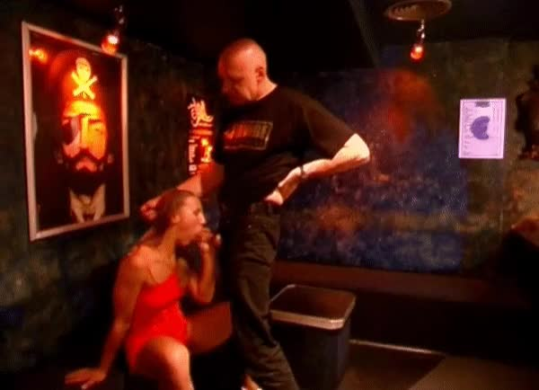 slutty Legal age teenager Fucked By Unattractive Old Guy In Some Dusty Underground Club