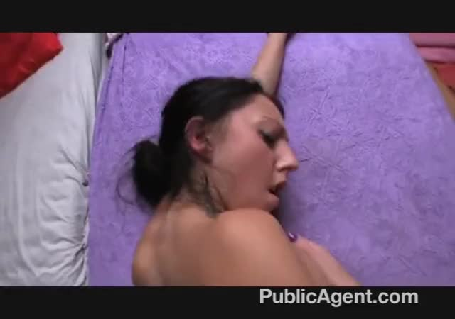 sexy Amateur Sweetheart Surprised with a Creampie