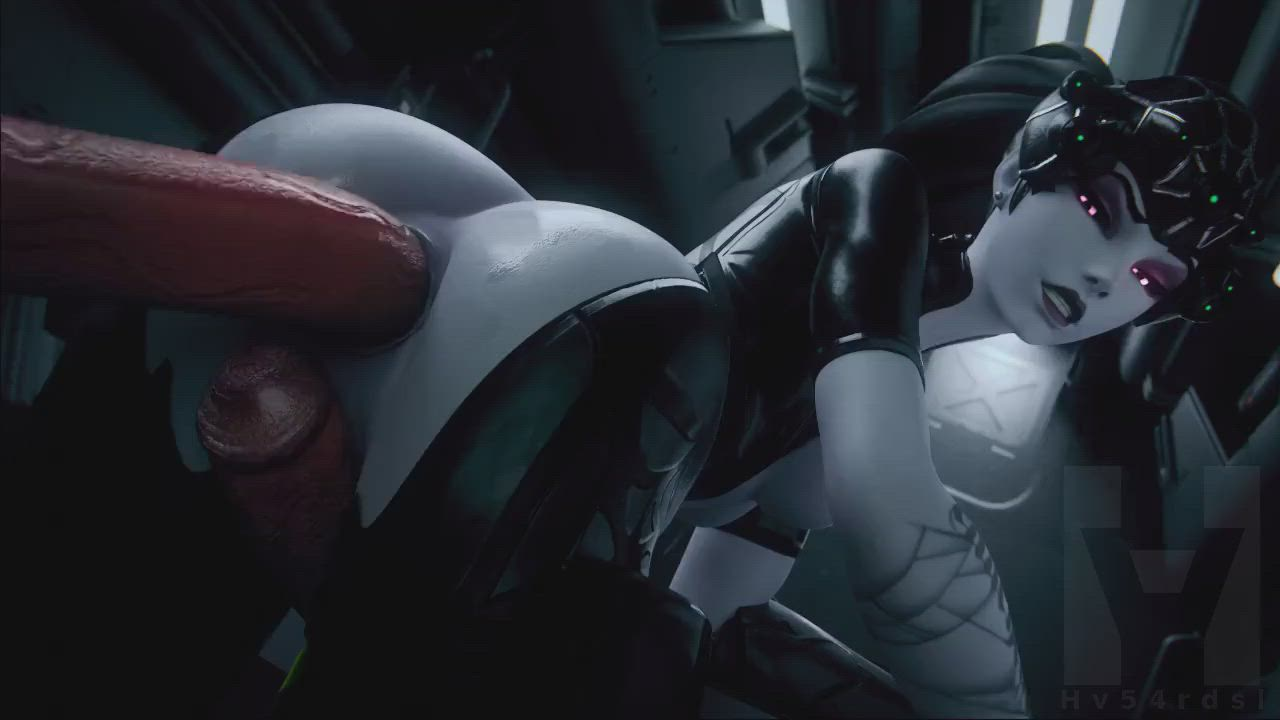 Widowmaker gets fucked by Tentacle (Hv54rDSL) [Overwatch]