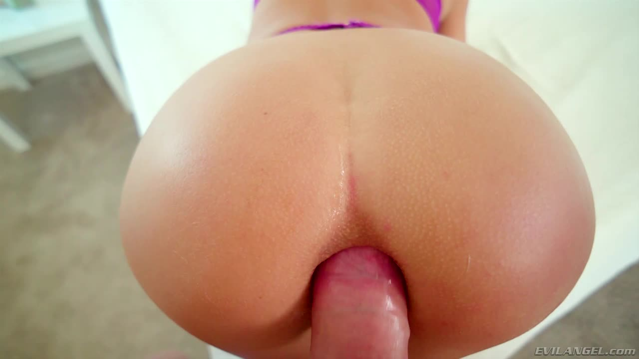Adriana Gets Her Ass Filled