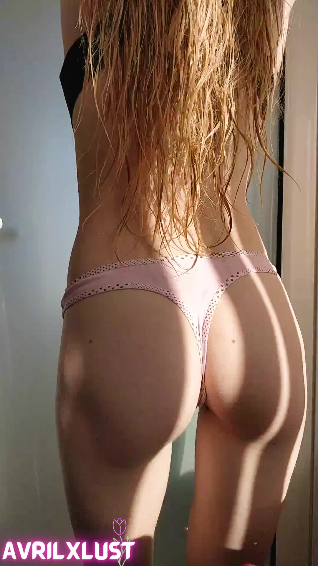 Found A Little Video From A Long Time Ago - There's Something About My Lil Ass That Makes me Love it So Much!