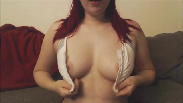 [gif] It takes forever to hook my tits into this bra