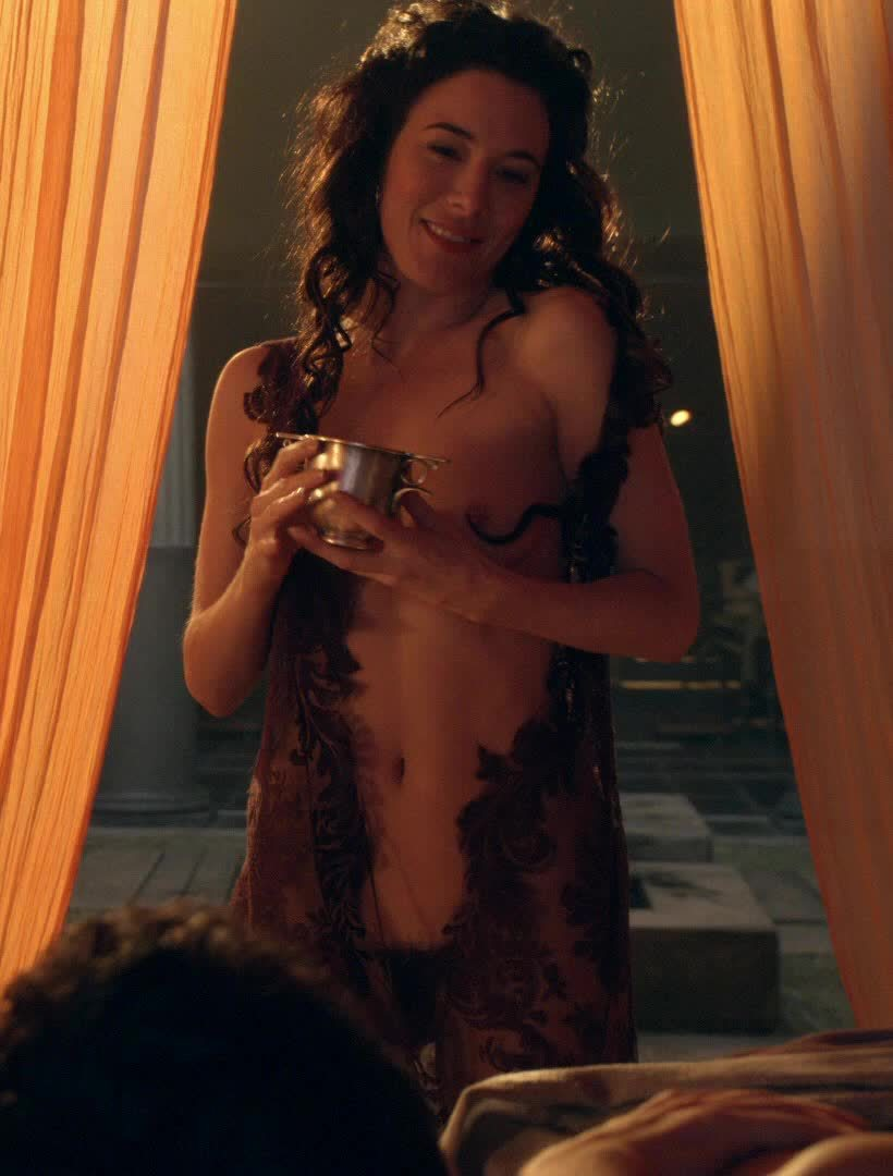 Jaime Murray Nude Celebrity Pictures