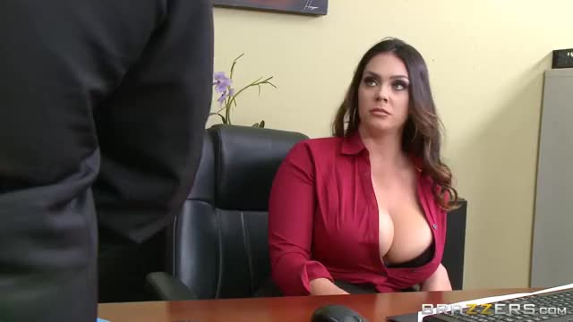 Alison Tyler Banged At The Office