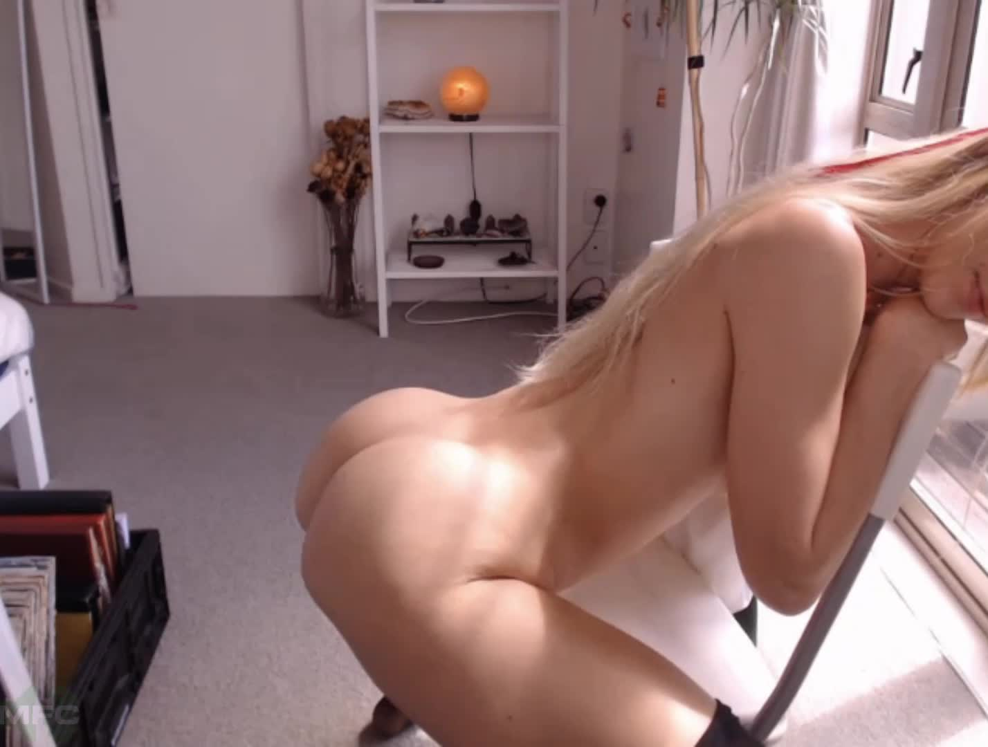 Shaking Her Perfect Ass
