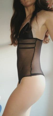 I will take this off if you would cum on my tummy