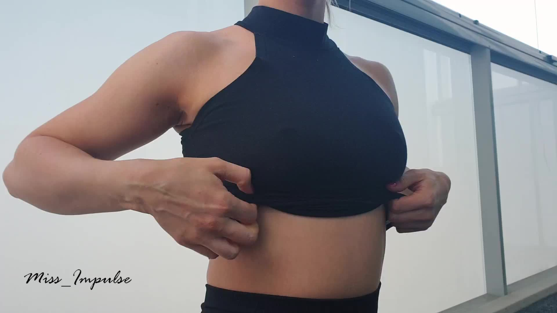 My tits are quite small but perky