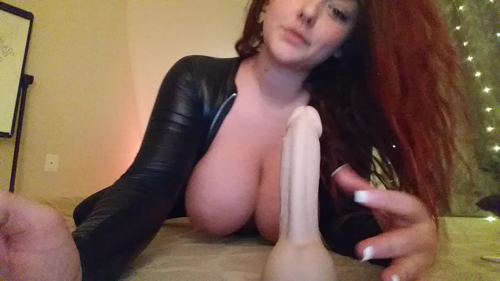 Nikki in a Catsuit