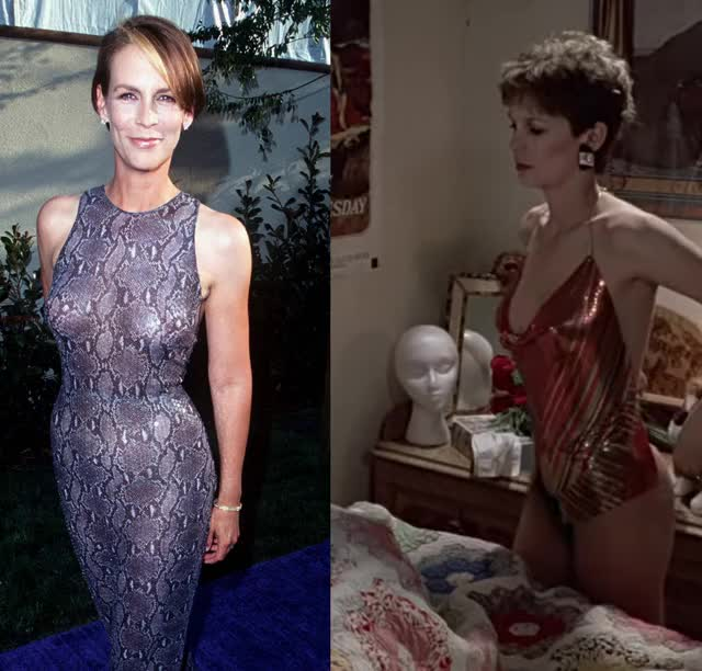 jamie Lee Curtis On/Off
