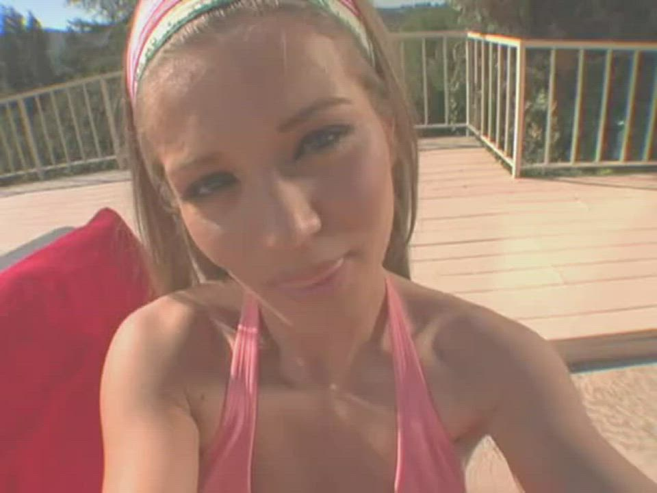 Ballbusting on vacation - What resort is this!? I want to go!