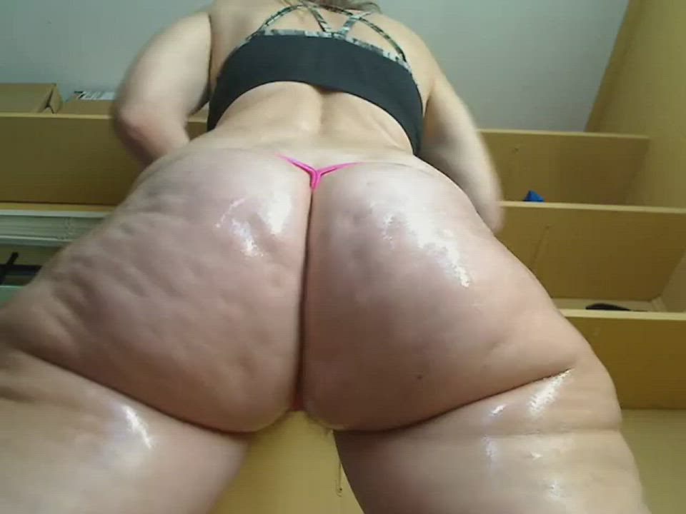 Cake from below