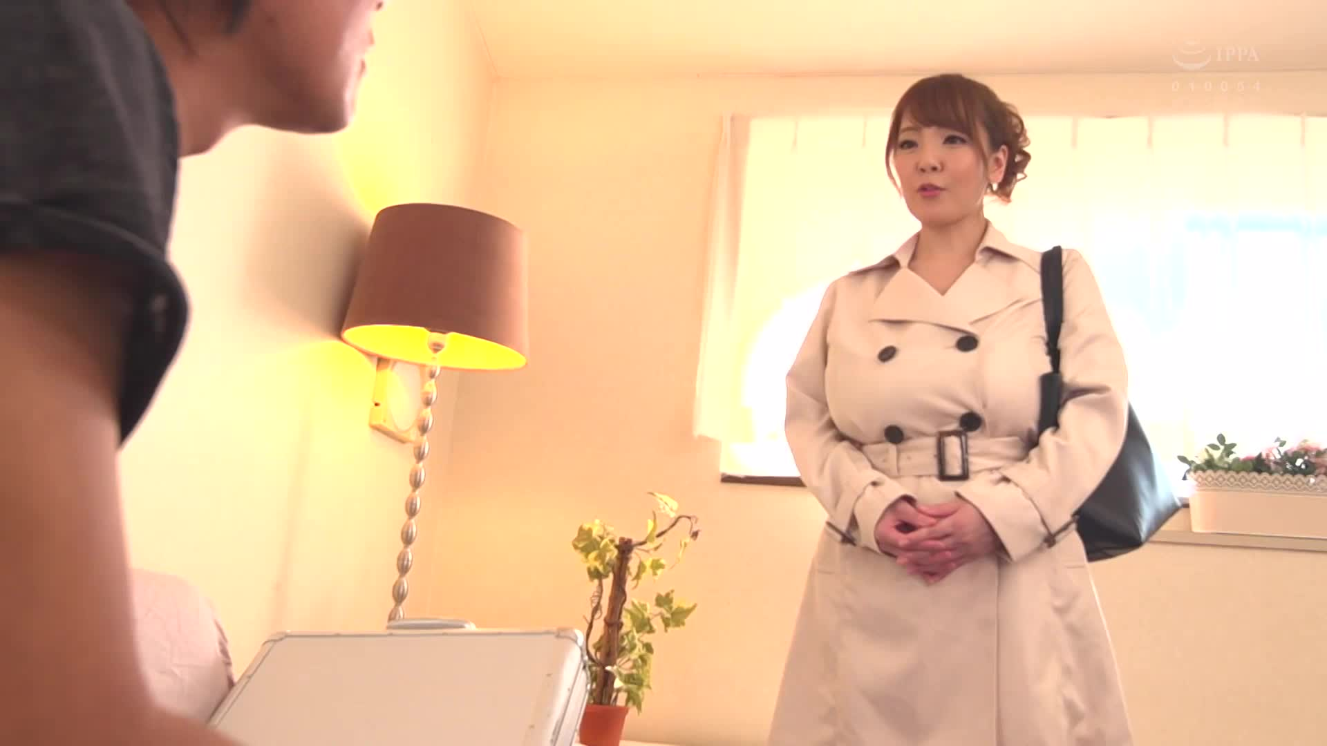 Hitomi   Seductive Lingerie Sales Lady With O-Cup Tits