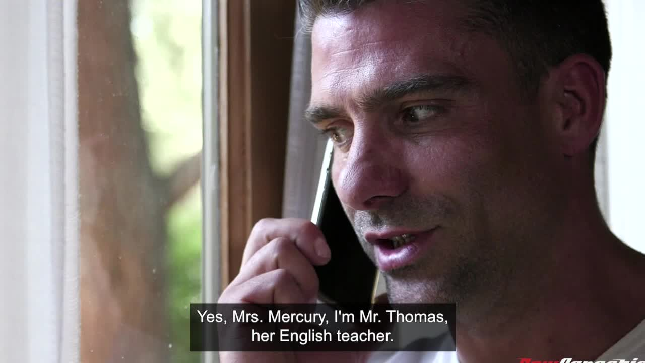 [HardCutToSex] Cadey get more tutoring help, this time from Mr. Thomas