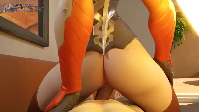 Mercy reverse cowgirl PoV, sound version in comments [Metssfm]