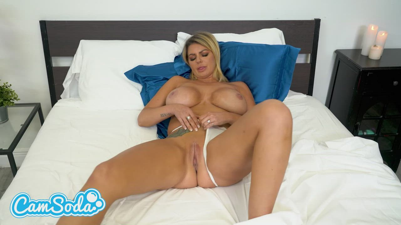 Brooklyn Chase Having A Nice Relaxing Morning...