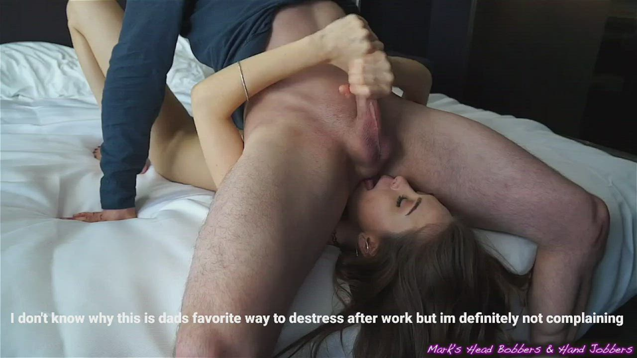 [F/D] Dad's favorite way to relax
