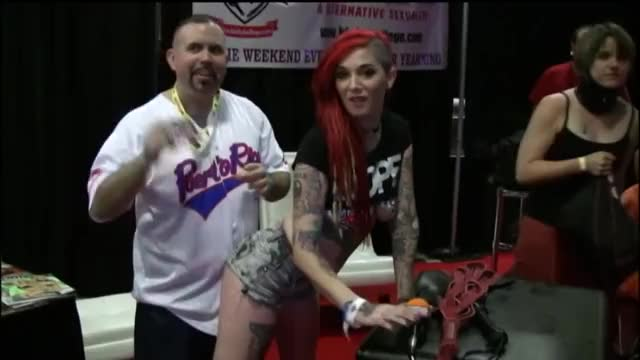 Watch Sully Savage Dry humping a fan on AVN event GIF by Zebvision (@xzebx1) on Gfycat. Discover more Dry hump, Pornstar, Sully Savage, fan GIFs on Gfycat