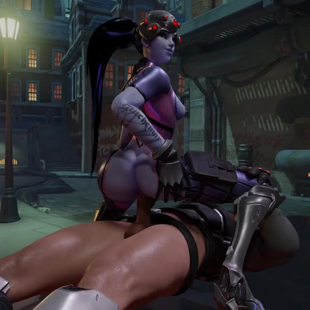 widow Riding Reaper