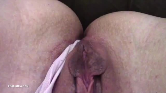 Nice and sticky after she cums