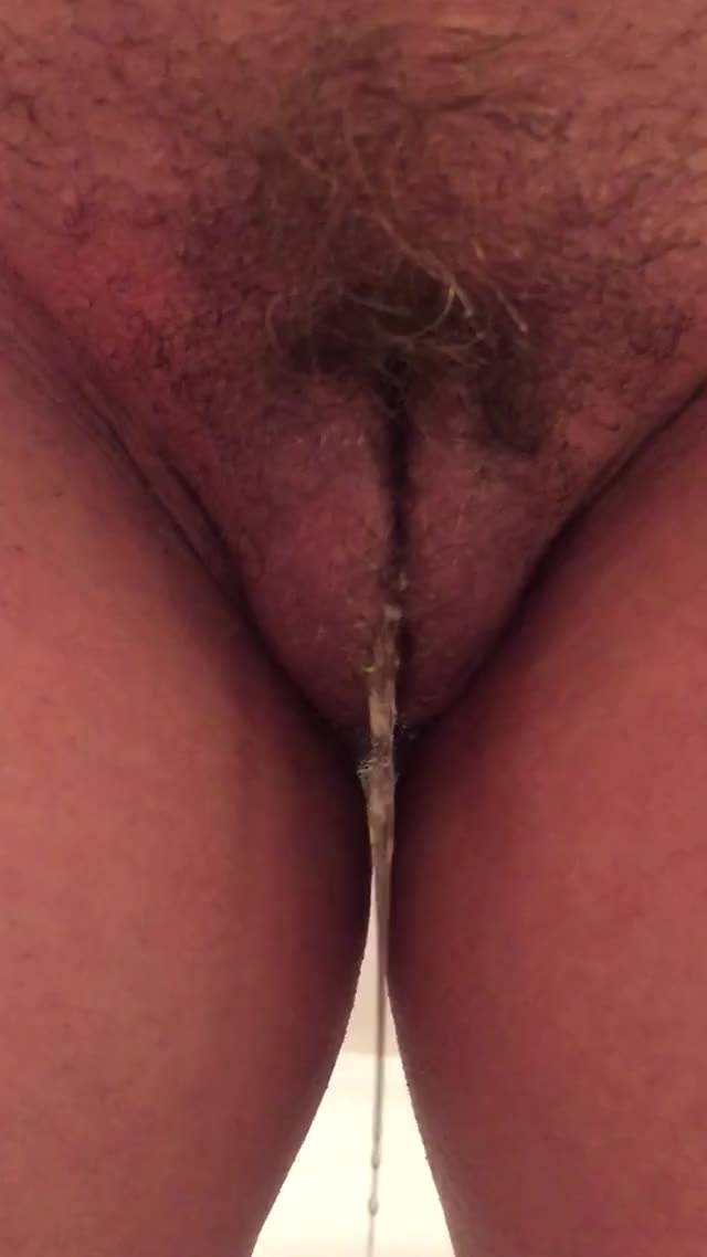 my Unshaved Dripping Wet Bawdy cleft