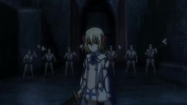 Watch Ulysses - Jeanne d'Arc to Renkin no Kishi - S1 E5 W4 GIF by @yumiko on Gfycat. Discover more Anime, Ulysses: Jeanne d'Arc and the Alchemist Knight, Ulysses: Jeanne d'Arc to Renkin no Kishi GIFs on Gfycat