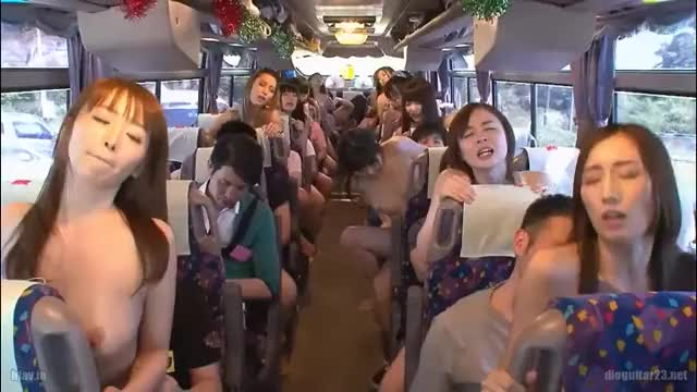 The Japanese Super Bang Bus
