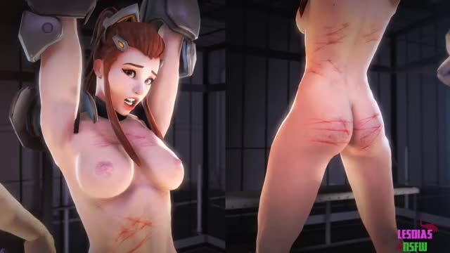brigitte punished,