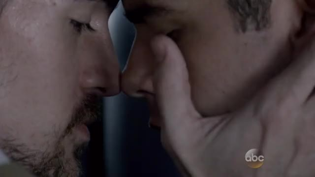 Watch American Crime 2x02 Gay Kiss GIF by thesultanofsex on Gfycat. Discover more gay, tv GIFs on Gfycat