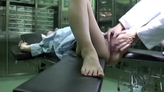 i put the chloroformed nurse on the operating table and banged her brains out!