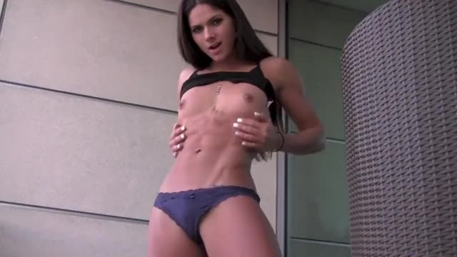 Aspen Rae is hard on the outside and soft on the inside