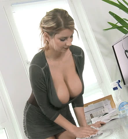 Is it too much to ask for a maid like her