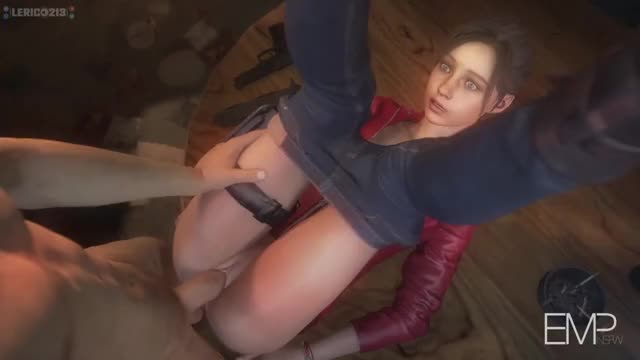 claire redfield empnsfw