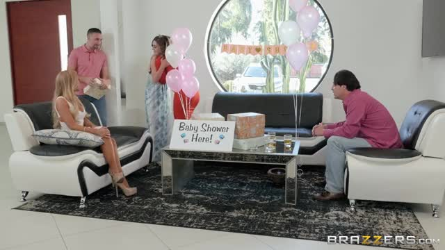 Kendall Kayden - Busted at the Baby Shower