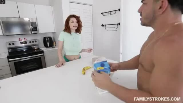 family Strokes - Annabel Redd - My Bully Stepsister Rode My Dick