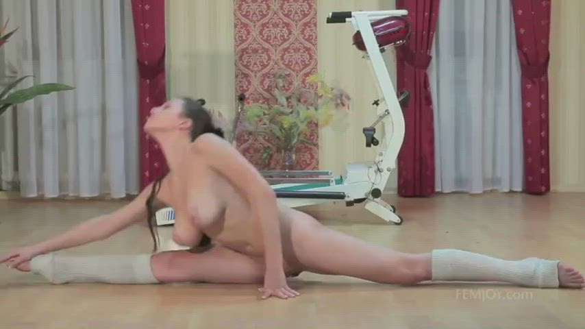 Busty And Limber