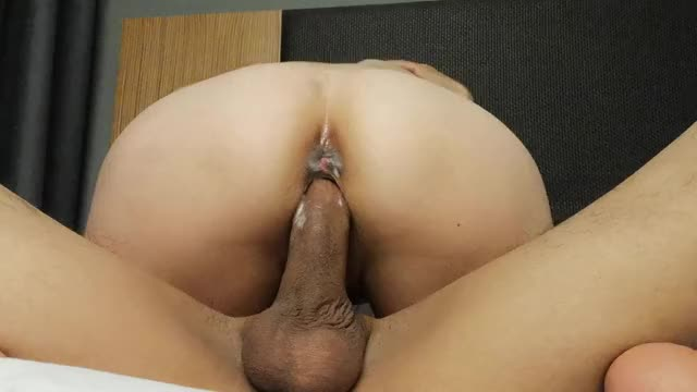 creampie and keep pumping