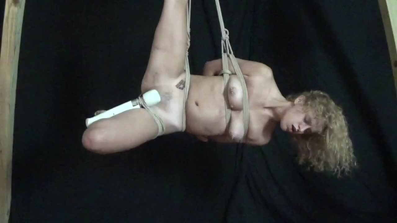 Suspended Horizontal Orgasm