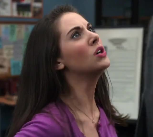 Watch Alison Brie GIF by r/Celebhub (@celebs) on Gfycat. Discover more Celebhub GIFs on Gfycat