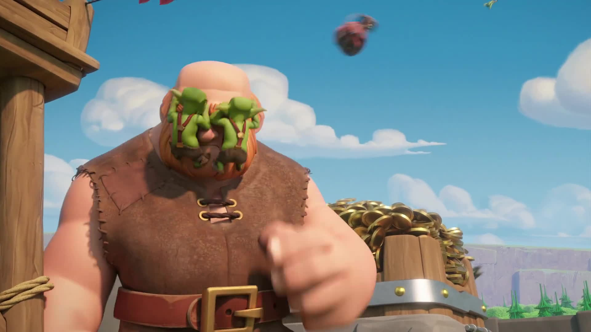 builder, clash of clans, coc, gaming, Clash of Clans: Come Back Builder! GIFs