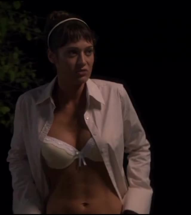 Lizzy Caplan in Party Down