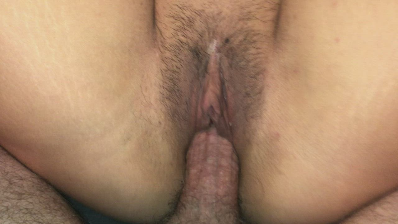 Like and comment if you want to see my Latina pussy filled up again