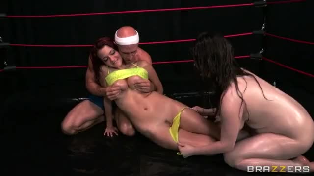 Tessa Lane & Jessica Robbin - Slip and Slay