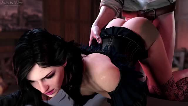 yennefer doggystyle  sound