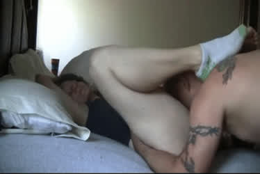 Cheating Wife Anal – Ending With Cumshot