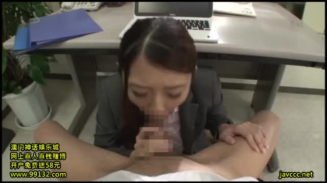 kashii Ria getting a full load in her slutty mouth