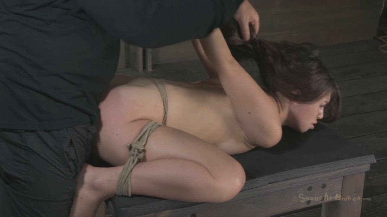 Tiffany Doll gets both holes filled