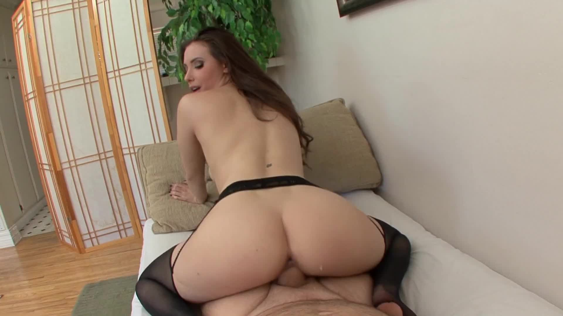 Hot In Reverse Cowgirl