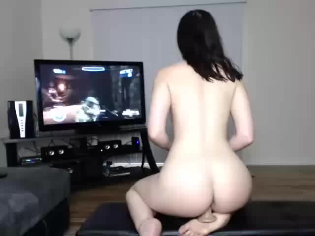 sex-toy playing