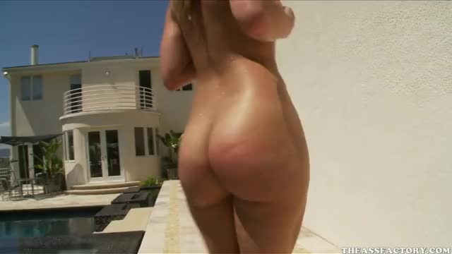 alexis Texas getting spanked