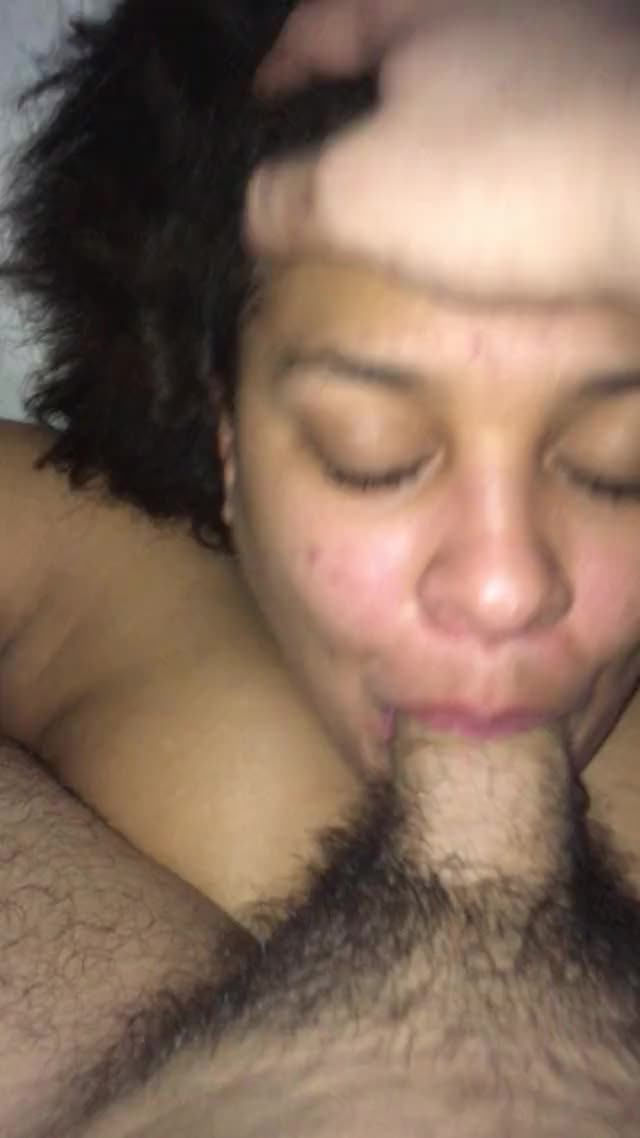 mixed Hotty Enjoys Getting Facefucked